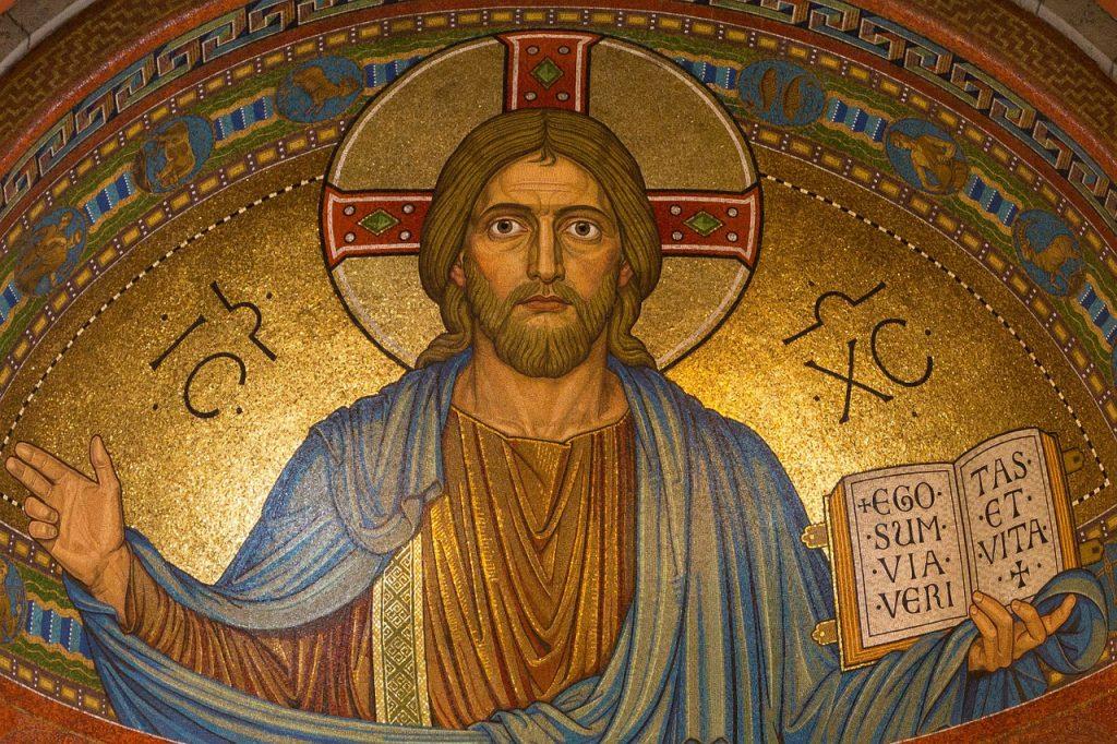 Jesus Christus Maria Lasch