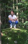 Gregor auf Moos und Stein
